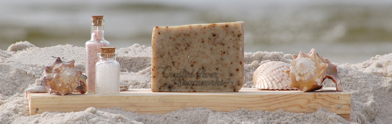 Warm Summer Nights soap