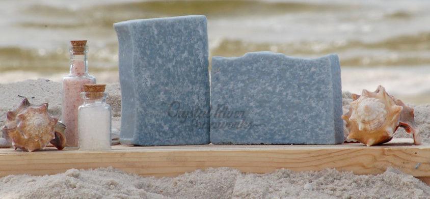 Fanta-Sea Salt Soap