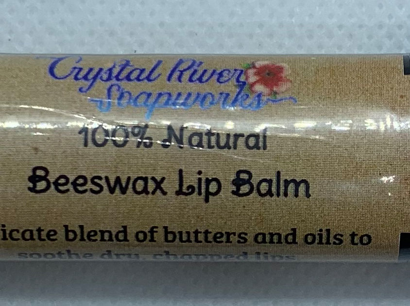 Beeswax Lip Balm – Peppermint