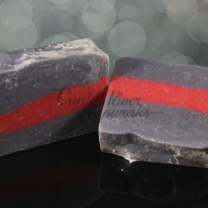 Thin Red Line soap