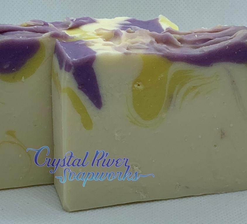 Vintage Gardenia Soap