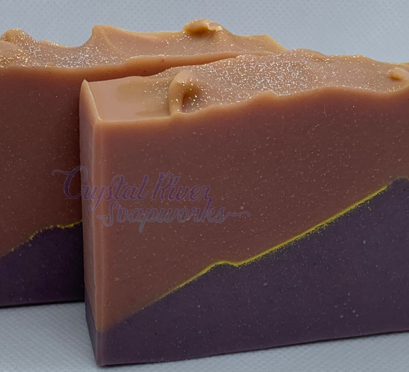 Hibiscus Soap